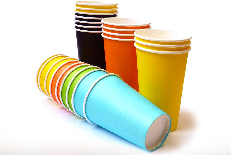 бумажные стаканчики купить оптом
