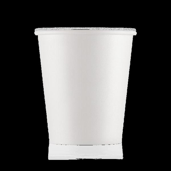 Стакан бумажный белый 175 мл