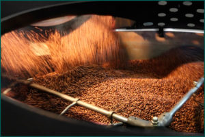 жарка кофе