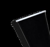 Бумажные стаканы белые и чёрные