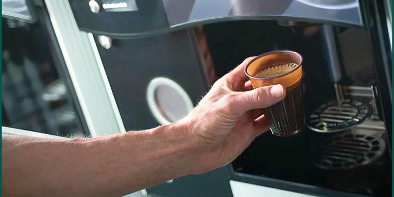 Обслуживание автоматов для кофе – вендинг