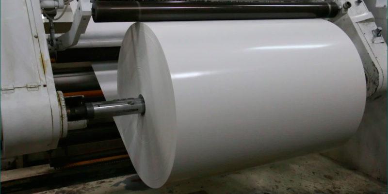 Какая бумага используется для изготовления одноразового стакана
